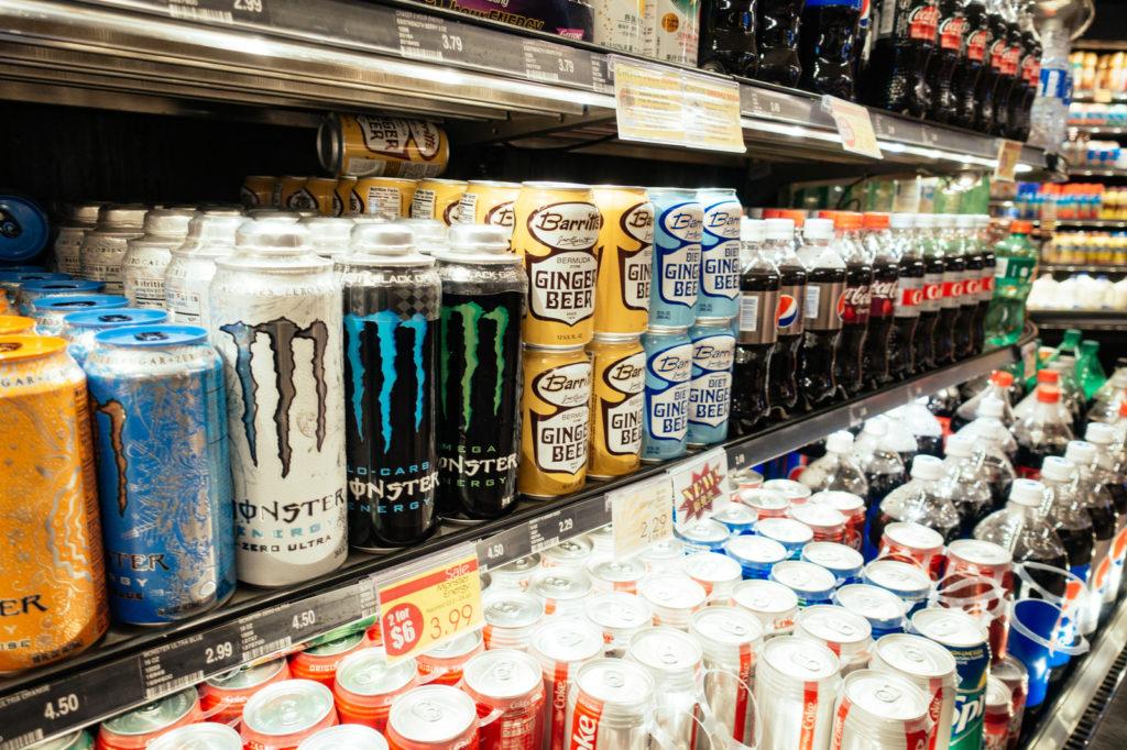 中学生がモンスターエナジーを健康に気を付けて安全に、効果的に飲むには?