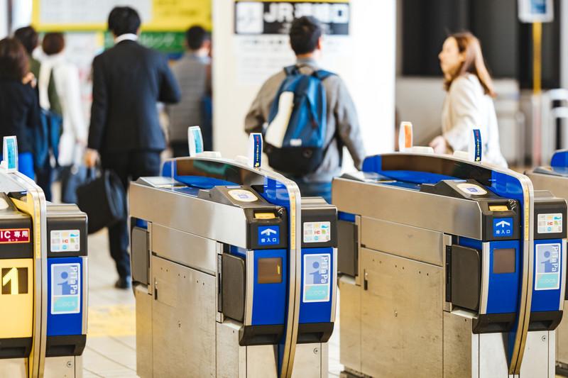 中学生に絶対交通系ICカード持たせるべき