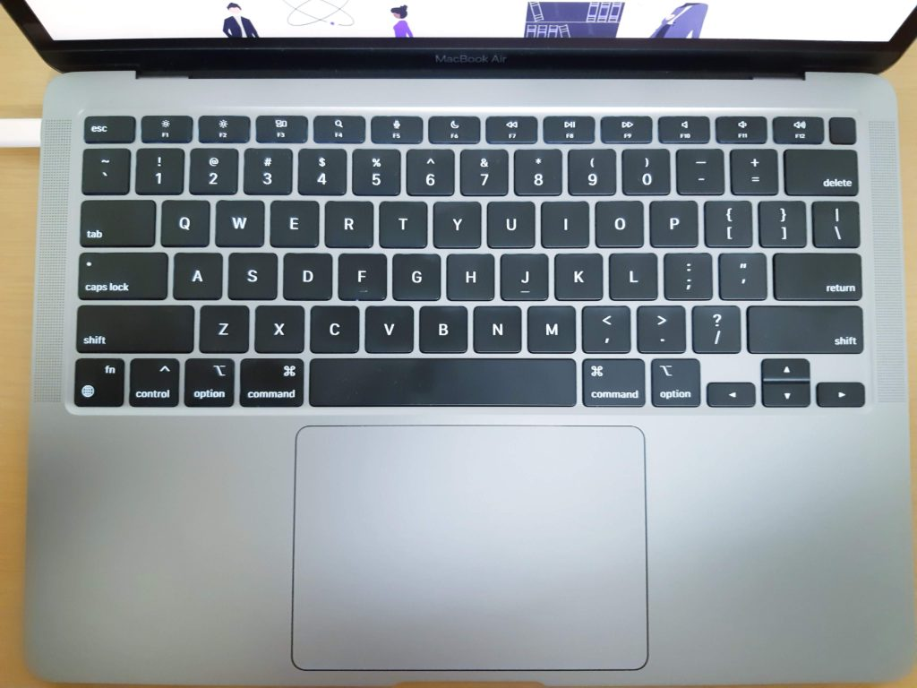 MacBook Air M1は控えめに言って神。大満足です。
